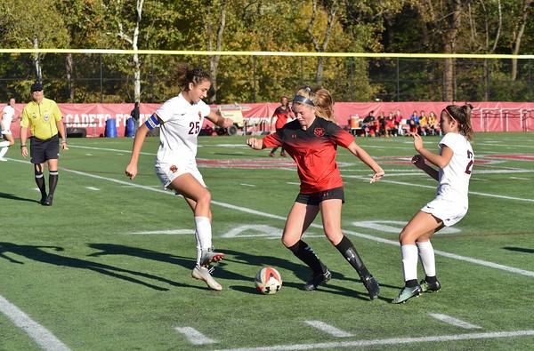 St. John's (DC) vs. Ireton (VA) girls soccer