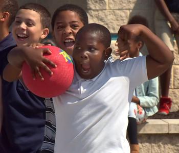 Kickball Fun Benefits Cancer Society