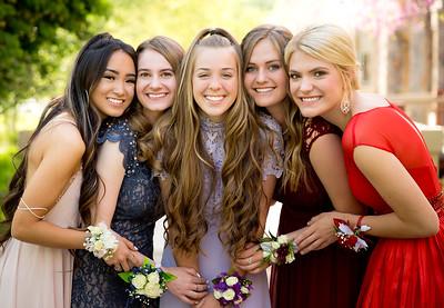 Mountain View High School Senior Prom 2019