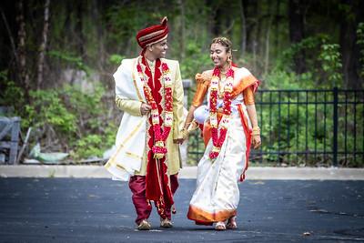 Radhika and Nirusan  |  Wedding Pictures