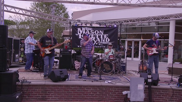 "Mason Lovette Band  ""My Girl"""