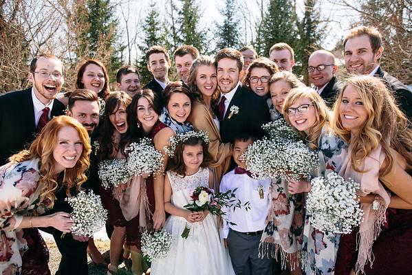 Rachelle & Dave, wedding