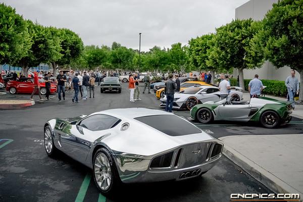 Final Cars and Coffee Irvine