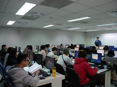 20120925 ArcGIS10 地理資訊研習班