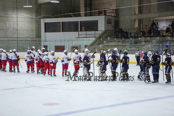 2017-12-13 WHS Boys Hockey vs Bow