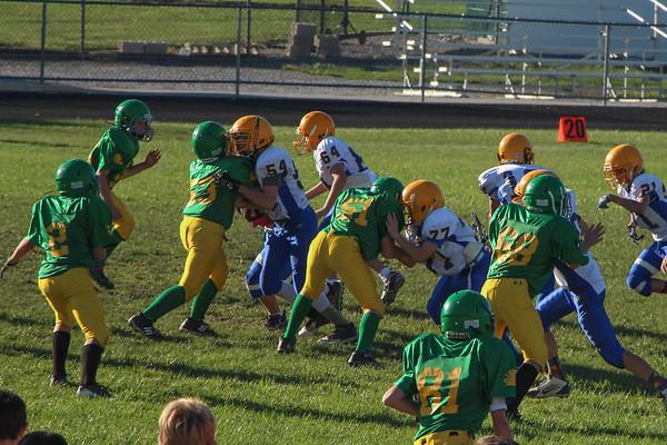 2013 AMS Football at Eastside