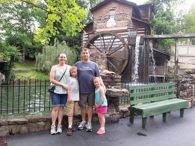 Cedar Point, Kings Island & Dollywood: Vacation 2013