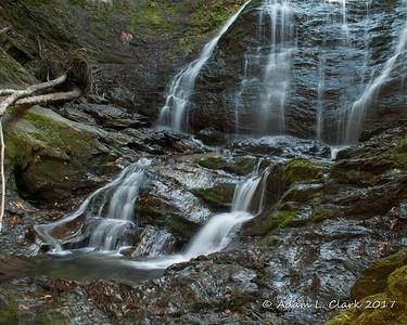 Moss Glen Falls - Stowe, VT