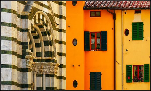 Pistoia Churches 2018