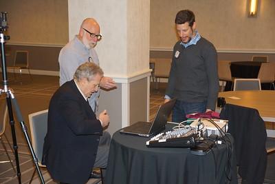 3-11-19 Larry Johnson Craft Talk