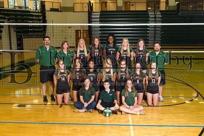 2014-15 Volleyball Team and Individuals