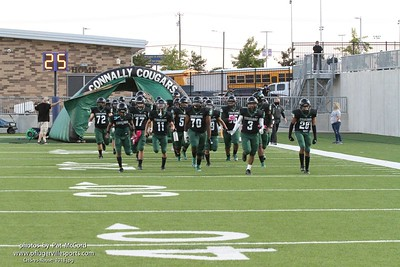 201016 Connally Cougars vs Rouse Raiders
