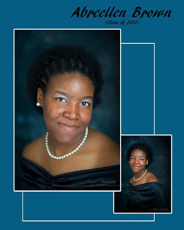 Bree - Senior portraits in Tucson