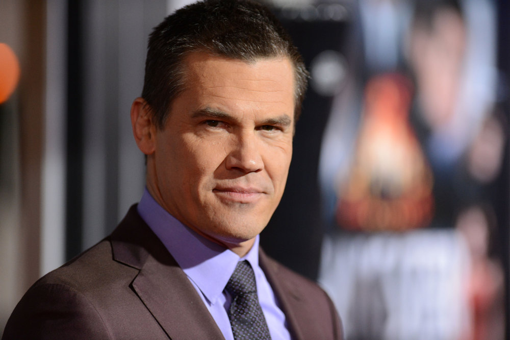 """. Actor Josh Brolin arrives at Warner Bros. Pictures\' \""""Gangster Squad\"""" premiere at Grauman\'s Chinese Theatre on January 7, 2013 in Hollywood, California.  (Photo by Jason Merritt/Getty Images)"""