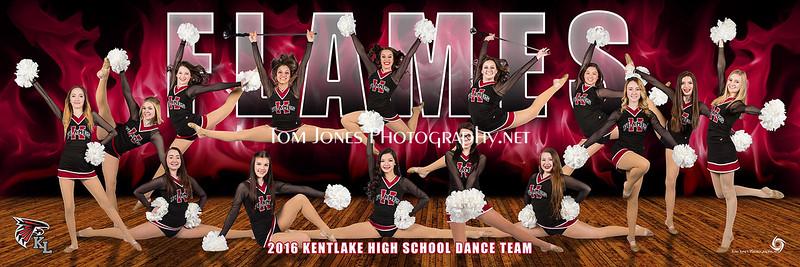 2016 Kentlake Dance Team