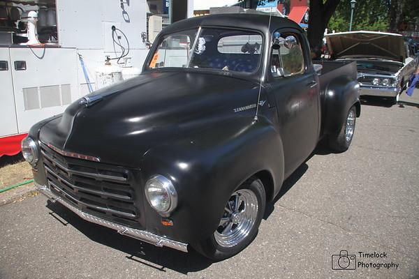 50 Studebaker Pickup Custom