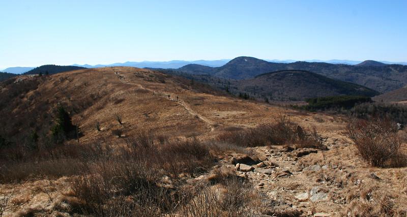 Art Loeb Trail -- 6,190'