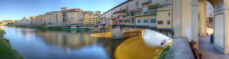 Ponte Vecchio - Florence, Italy - June 15, 2013