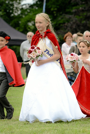 Thelwall Rose Queen 2016