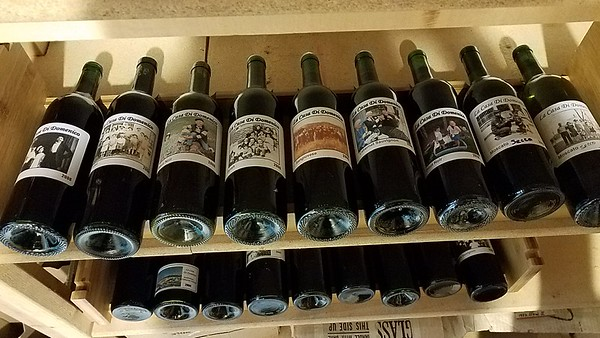 Home Made Wine Heritage