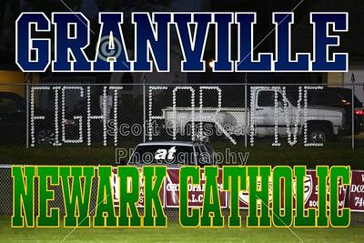 2012 Granville at Newark Catholic (10-19-12)