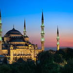 The Blue Mosque - (Istanbul, Turkey)