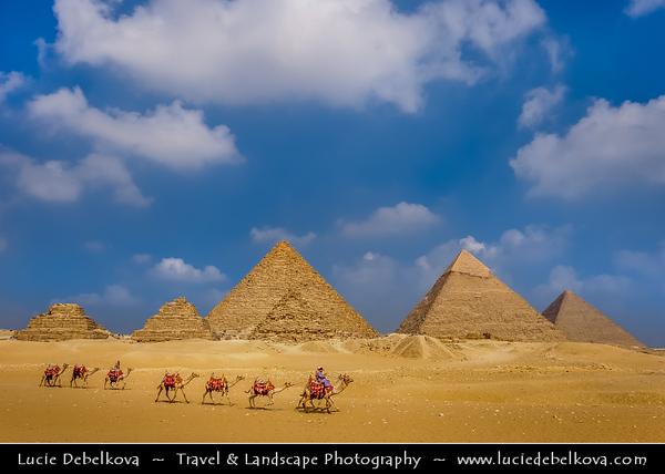 Egypt - Cairo & Pyramids of Giza