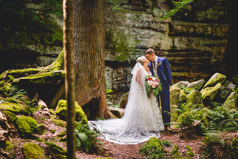 Mr. & Mrs. Dukeman l Stan Hywet Hall and Gardens Wedding