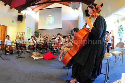 Bach Meets Beatles Cello Concert