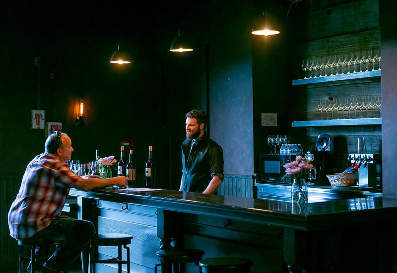 Medlock Ames Winery Tasting Room