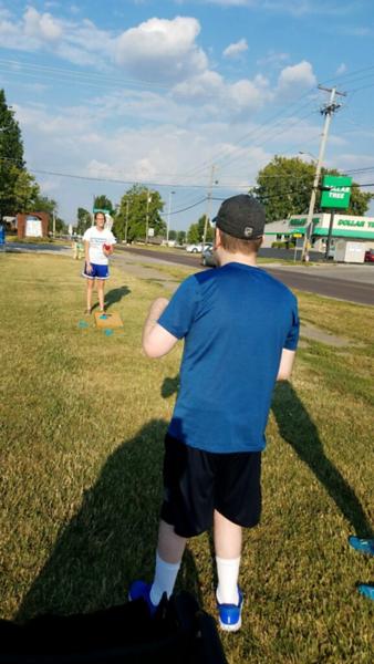 July - Games (Warrenton)