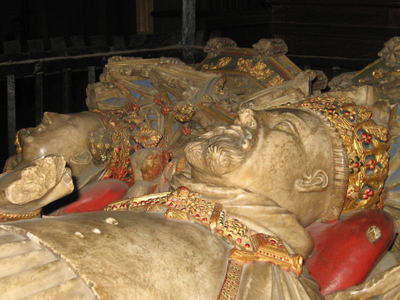 Tomb of Henry IV and Joan of Navarre, Canterbury Cathedral