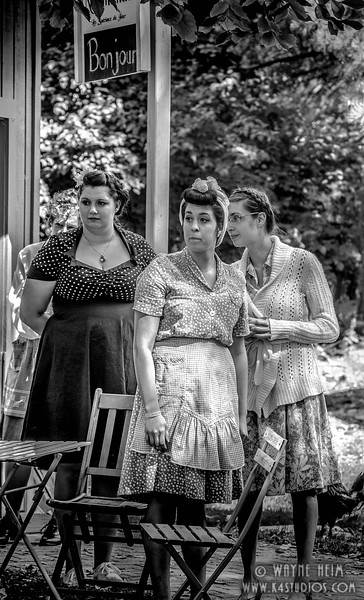 Lunch is Over    Photography by Wayne Heim