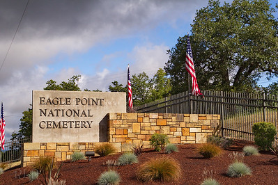 Eagle Point National Cemetary 2013