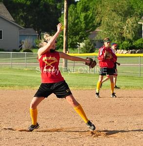 20110608 Sleepy Eye at Leavenworth Bi-County Softball