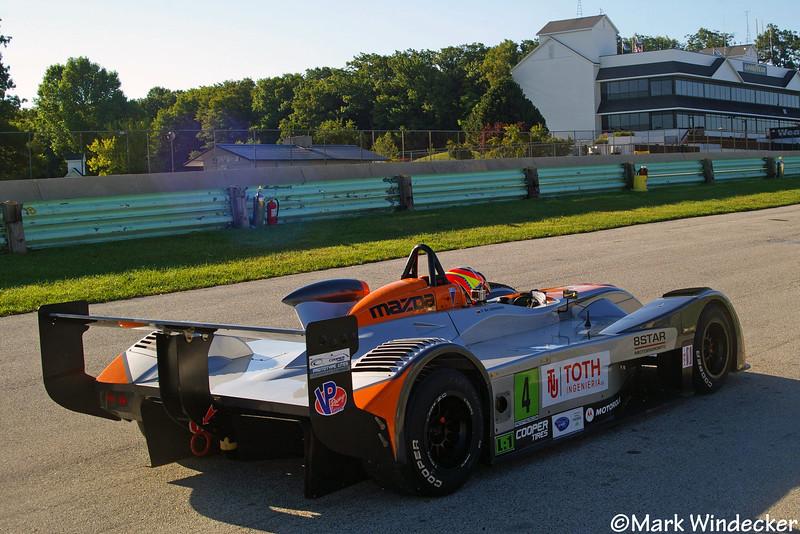 8Star Motorsports, Francesco De Leonardis