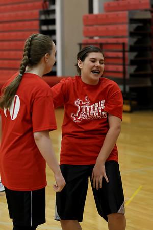 6th Grade Volleyball