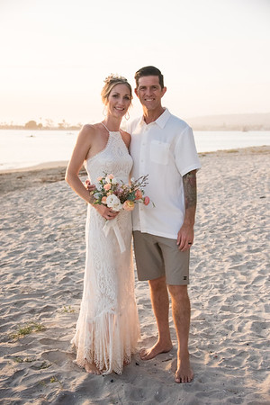 Paradise Point Resort Mission Bay Pacific Beach San Diego 92109 Wedding Photographer