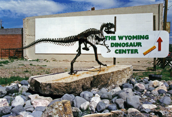 Wyoming Dinosaur Center