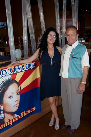 Miss Arizona 2009 Send off party