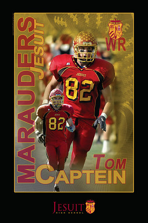 Tom Captein #82