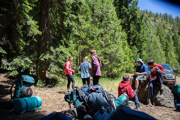 2018 Wilderness Ascent Week 0