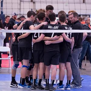 01-06-2018 NCVA Far Western Bid Tournament / 18's