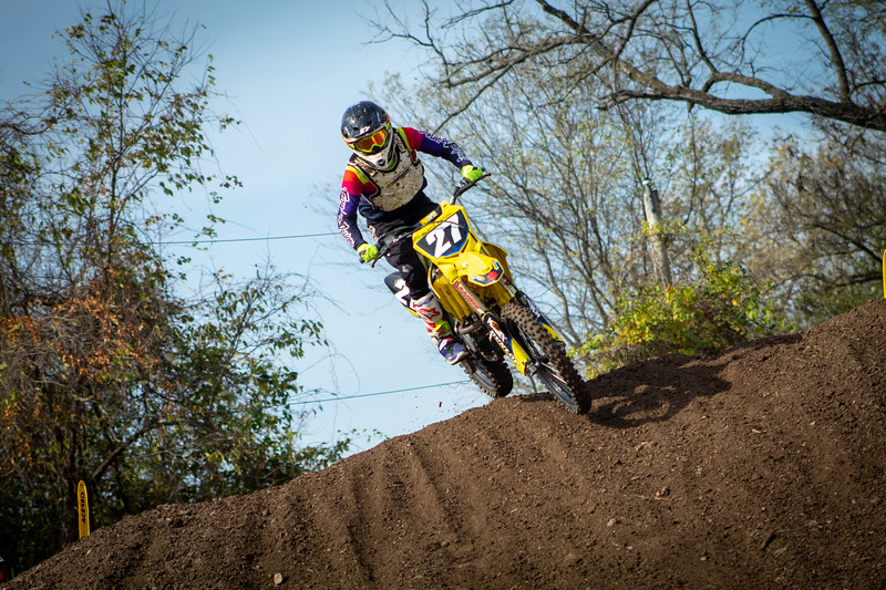 10/17 Grain Valley MX - Practice