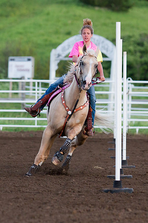 Bronco Billy's Barrel Racing
