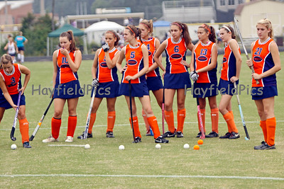 Field Hockey West Springfield 8/28/09