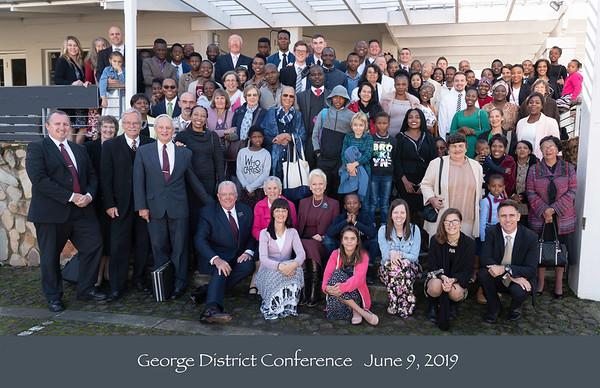 George District Conference 9June2019