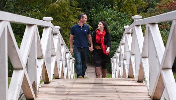 Surrey Wedding Photography - Jo & Mark, Painshill Park