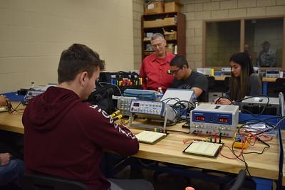 Jasper Electronics Lab