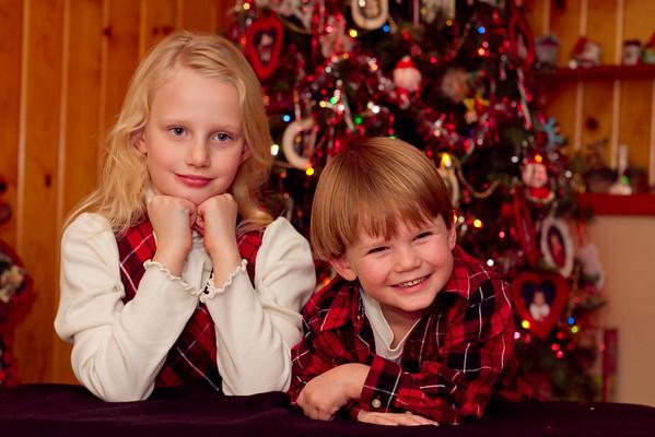 Allison & Maks - Christmas Session 2012